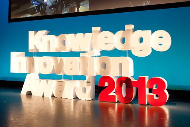 Knowledge Innovation Award 2013